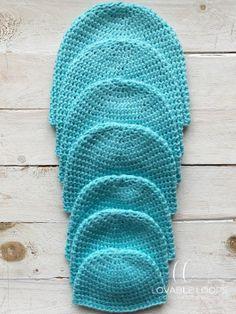 Pattern is written for all sizes, preemie- adult. Hdc Crochet, Crochet Hat Sizing, Preemie Crochet, Bonnet Crochet, Crochet Hats, Crochet Stitches, Free Crochet, Double Crochet Beanie Pattern, Easy Crochet Hat Patterns