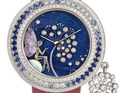 POMELLATOS  BROOCHES   Timing Good Luck: Van Cleef & Arpels Charms Extraordinaires January ...