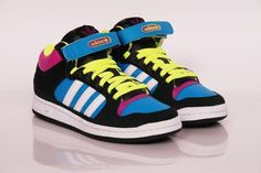 lowest price 827a0 dc133 Girlz  Adidas Originals - Decade Mid W whitepowerpinkblack1 (Q20673)