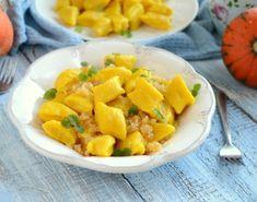 Leniwe kluski dyniowe Cantaloupe, Sweet Potato, Potatoes, Diet, Fruit, Vegetables, Food, Potato, Essen
