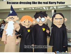 Harry Potter Costume Who remembers these guys cause I still have the song stick in my head Snape snape Severus snape. Harry Potter Puppets, Potter Puppet Pals, Harry Potter Love, Harry Potter Fandom, Harry Potter Memes, Donald Trump, Best Cosplay Ever, Harry Potter Cosplay, Severus Snape