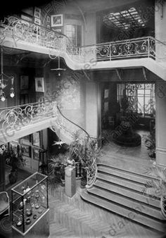L'art Nouveau, Paris, 1895 - Siegfried Bing