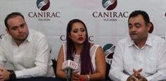 Alejandra Pacheco asume la presidencia de la Canirac en Yucatán
