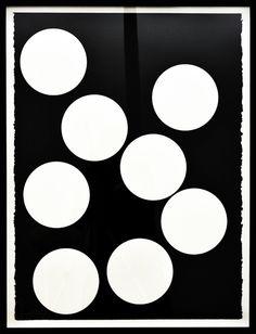 """Danish-born artist Henrik Plenge Jakobsen (b. 1967) """"Uran"""", 2009. Gouache on paper. art kunst dansk kunst danish art contemporary art"""