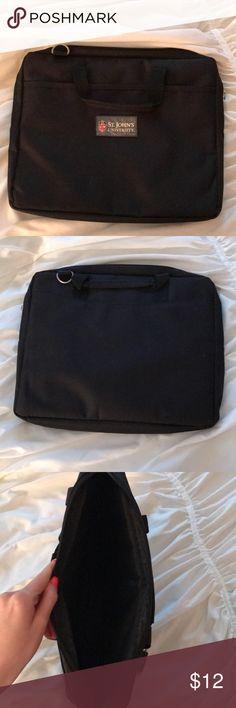 "Laptop case Laptop case... never used! Fits my MacBook Pro 13"" Bags Laptop Bags"