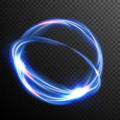Blue circles glow light effect vector round wave magic neon flash energy light ray good for banners brochure isolated illustration PNG and Vector Light Background Images, Star Background, Light Blue Background, Lights Background, Bokeh, Glow Effect, Light Effect, Adobe Photoshop, Mundo Design