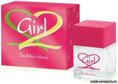 GIRL II 50ml edt - парфюмерия Gian Marco Venturi #GianMarcoVenturi #parfum #perfume #parfuminRussia #vasharomatru