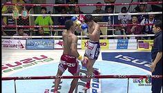 ศกจาวมวยไทยชอง3ลาสด 3/4 ดวงสมพงษ นายกเอทาศาลา Vs เพชรบญช ส สมหมาย Muaythai HD - YouTube