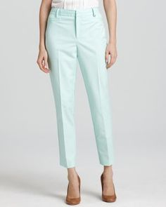 Calvin Klein Slant Pocket Pants