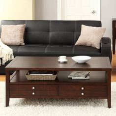 11 coffee tables with builtin storage space