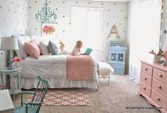 Entryway Before and After | Fancy Farmgirls Sale | Bloglovin'