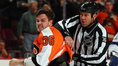 Rinaldo sees new role as Flyers' mentality shifts