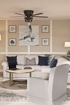 Explore more living room designs and interior decorating ideas on Havenly. Find room inspiration and discover beautiful interiors designed by Havenly's talented online interior designers.