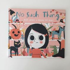 No Such Thing One of my favorite Halloween books! #readthelibrary #spookystories #halloweenbooks #halloweenbooksforkids #read #book #childrensbooks #nosuchthing