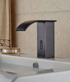 Motion Sensor Bathroom Faucet. Chichester Touchless Oil Rubbed Bronze Bathroom Sink Faucet With Motion Sensor