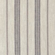 """3 Day Blinds Curtains Sample, Pattern: Shoreline Stripe, Color: Driftwood, Pattern Repeat: H: 4"""", Material: 55 Percent  Linen, 45 Percent  Cotton, Dimensions in Inches: 10 x 10"""