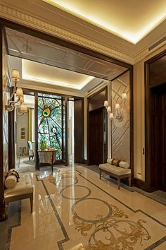 Ave. Montaigne, Paris - Luxury Apartment by Louis Henri