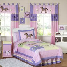 find this pin and more on pony bedding perfect horse bedroom ideas - Horse Bedroom Ideas