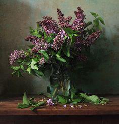 Wonderful aroma of lilacs