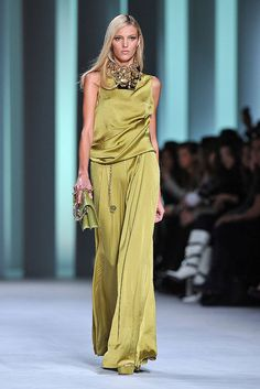 never thought a jump suit could look so hot after 1989!  love this!  Elie Saab
