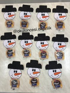 1 million+ Stunning Free Images to Use Anywhere Fun Halloween Crafts, Christmas Paper Crafts, Crafts For Kids, Diy Crafts, Free To Use Images, Pre School, Preschool Activities, Paper Flowers, Snowman