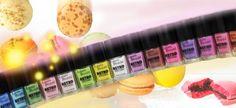 Vernis ongle pastel pas cher : 17 coloris à 2,50€ | Vernis pastels et vernis vintage