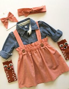 Source by spring outfits casual Baby Outfits, Kids Outfits Girls, Little Girl Outfits, Little Girl Fashion, Toddler Girl Outfits, Toddler Fashion, Kids Fashion, Spring Outfits, Casual Outfits