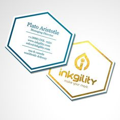 #Unique #BusinessCards from @inkgility