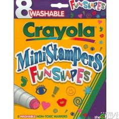 crayola had the best ideas back in the day.