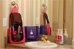 Pick up your personalized kids toiletry bag and get to traveling! Kids Travel Zone is the perfect place to find kids luggage and kids travel bags! Kids Luggage, Luggage Backpack, Luggage Bags, Kids Bags, Toiletry Bag, Disney Trips, Travel With Kids, Travel Style, Travel Bags