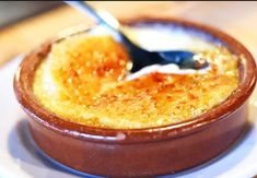 WW Light Catalan Cream - Dish and Recipe - WW light Catalan cream, recipe for a tasty creamy cream flavored with orange and cinnamon, all cara - Dessert Ww, Creme Dessert, Ww Desserts, Lemon Desserts, Diabetic Recipes, Mexican Food Recipes, Pasta Recipes, Cake Recipes, Weigth Watchers