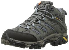 Merrell Women's Moab Mid Gore-Tex Hiking Boot >>> New and awesome product awaits you, Read it now  at Hiking And Trekking Shoes Boots board