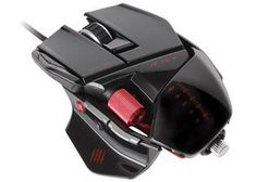 Mouse Mad Catz R.A.T.5 Gaming Mouse for PC and Mac Gloss Black #Mouses #MadCatz