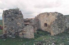 castillo fuendetodos - zaragoza - españa