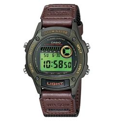 NEW Casio W94HF-3A Men's Sports Chronograph Alarm LCD Watch $19.97