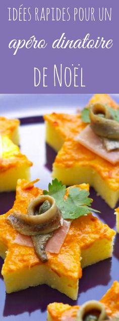 Quick ideas for an aperitif for dinner - recettes de noel - noel Brunch, Low Carb Recipes, Healthy Recipes, Pesto, Christmas Dishes, Christmas Ideas, Xmas, Healthy Groceries, Original Recipe