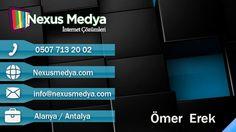 alanya web tasarım www.nexusmedya.com