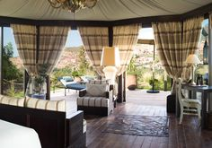 ETHNICITY: BERBER / KasbahTamadot berber tent