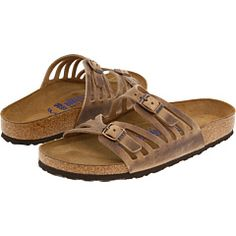 35479b47289c Birkenstock Granada with Soft Footbed   Tobacco Oiled Leather