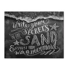 Secrets in the Sand - Print - Lily