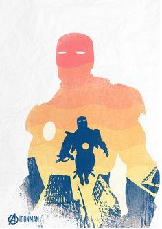 Les artworks de The Avengers par Venom420 - Iron Man