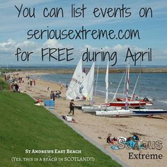 Are you involved in #extreme or #adventure sports? #mtb? #airsoft? #snowboarding? #sailing?  @seriousextreme are building a network database of facilities where coaches venues and clubs can list themselves for #free and advertise their services.  Scotland and indeed the Uk have done fantastic facilities and usually they are hidden away in forests or beaches and the public don't know they exist! @seriousextreme want to change that and let your potential customers know what adventures they can…