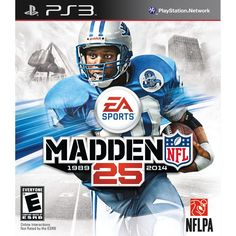 Electronic Arts PS3 - Madden NFL 25