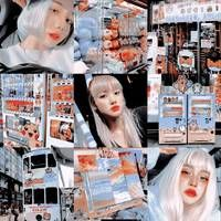 Aesthetic Collage, Aesthetic Girl, User Profile, Filters, Coloring, Fonts, Deviantart, Templates, Board