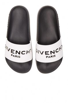 e9bbbb6c1a1 GIVENCHY Leather Logo Slide Sandals.  givenchy  shoes    BuyShoesLowCost  Givenchy Slides