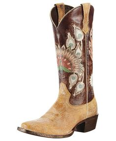I Want These Boots!!! #peacockobsessed!