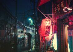 Les rues de Tokyo de nuit par le photographe Masashi Wakui | Graine de Photographe The Blog
