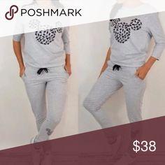 BUNDLE FOR @tonyab6003 💗💗💗 2 SUITS L AND S Size Pants