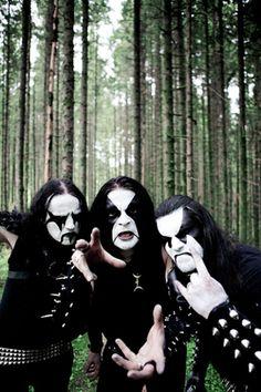 Immortal Norwegian Black Metal.