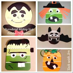 Learning can be fun again! Teach procedural writing with these adorable Craftivities! #techwithjen $